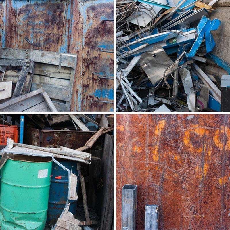 Scrapyard photos