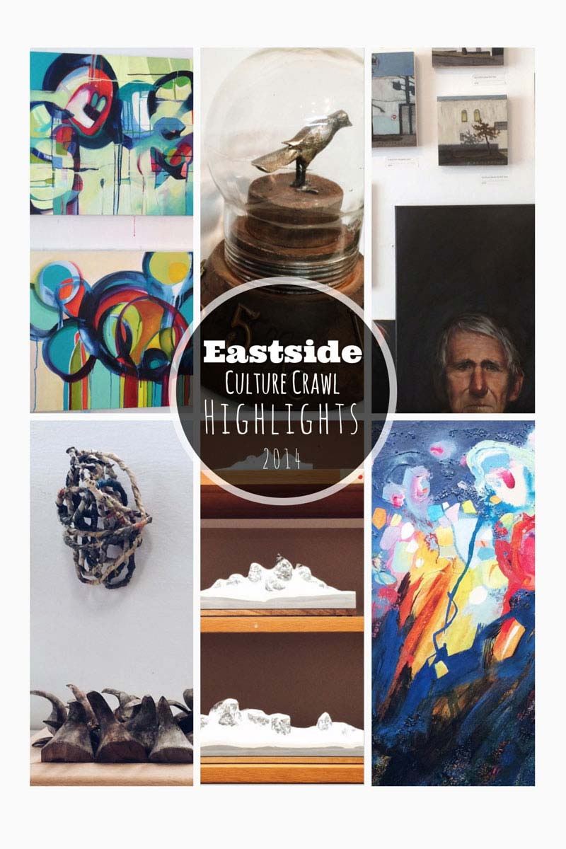 Eastside Culture Crawl Highlights Day 1